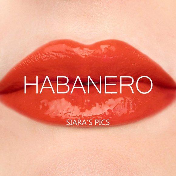 LipSense Long Lasting Liquid Lipstick Habanero